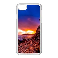 South Africa Sea Ocean Hdr Sky Apple Iphone 8 Seamless Case (white)