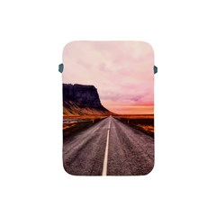 Iceland Sky Clouds Sunset Apple Ipad Mini Protective Soft Cases