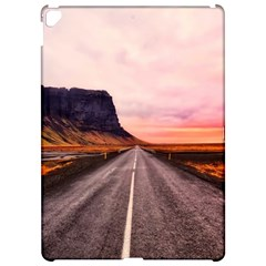 Iceland Sky Clouds Sunset Apple Ipad Pro 12 9   Hardshell Case by BangZart