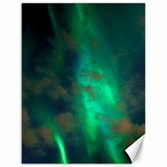 Northern Lights Plasma Sky Canvas 12  X 16