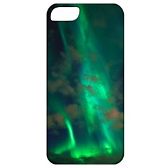 Northern Lights Plasma Sky Apple Iphone 5 Classic Hardshell Case by BangZart