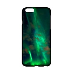Northern Lights Plasma Sky Apple Iphone 6/6s Hardshell Case by BangZart