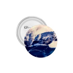 Antarctica Mountains Sunrise Snow 1.75  Buttons