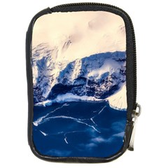 Antarctica Mountains Sunrise Snow Compact Camera Cases