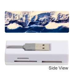 Antarctica Mountains Sunrise Snow Memory Card Reader (Stick)