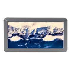 Antarctica Mountains Sunrise Snow Memory Card Reader (Mini)