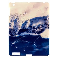 Antarctica Mountains Sunrise Snow Apple iPad 3/4 Hardshell Case