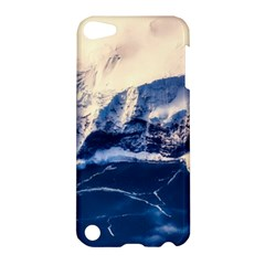 Antarctica Mountains Sunrise Snow Apple iPod Touch 5 Hardshell Case