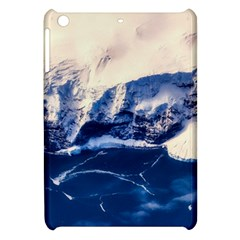 Antarctica Mountains Sunrise Snow Apple iPad Mini Hardshell Case