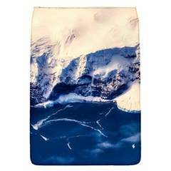 Antarctica Mountains Sunrise Snow Flap Covers (s)  by BangZart