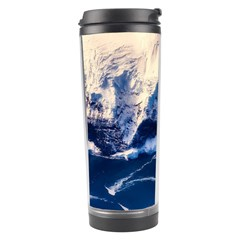Antarctica Mountains Sunrise Snow Travel Tumbler