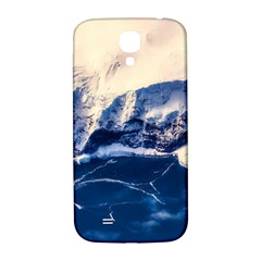 Antarctica Mountains Sunrise Snow Samsung Galaxy S4 I9500/I9505  Hardshell Back Case