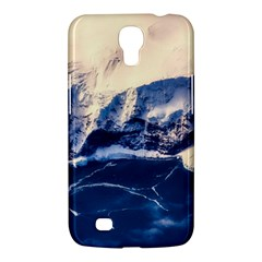 Antarctica Mountains Sunrise Snow Samsung Galaxy Mega 6.3  I9200 Hardshell Case