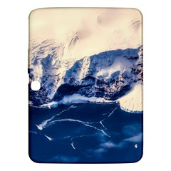 Antarctica Mountains Sunrise Snow Samsung Galaxy Tab 3 (10.1 ) P5200 Hardshell Case