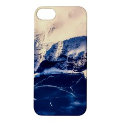 Antarctica Mountains Sunrise Snow Apple iPhone 5S/ SE Hardshell Case