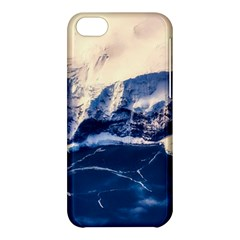 Antarctica Mountains Sunrise Snow Apple iPhone 5C Hardshell Case