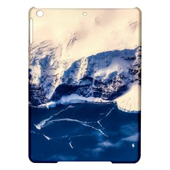Antarctica Mountains Sunrise Snow iPad Air Hardshell Cases