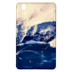 Antarctica Mountains Sunrise Snow Samsung Galaxy Tab Pro 8.4 Hardshell Case