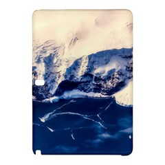 Antarctica Mountains Sunrise Snow Samsung Galaxy Tab Pro 12.2 Hardshell Case