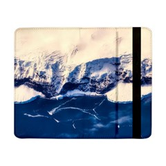 Antarctica Mountains Sunrise Snow Samsung Galaxy Tab Pro 8.4  Flip Case