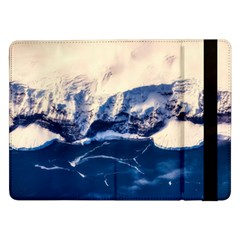 Antarctica Mountains Sunrise Snow Samsung Galaxy Tab Pro 12.2  Flip Case