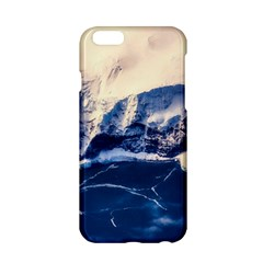 Antarctica Mountains Sunrise Snow Apple iPhone 6/6S Hardshell Case
