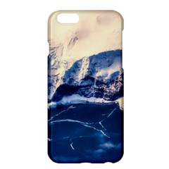Antarctica Mountains Sunrise Snow Apple iPhone 6 Plus/6S Plus Hardshell Case