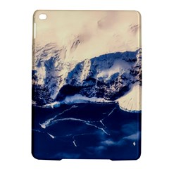 Antarctica Mountains Sunrise Snow iPad Air 2 Hardshell Cases