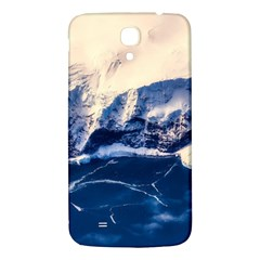 Antarctica Mountains Sunrise Snow Samsung Galaxy Mega I9200 Hardshell Back Case