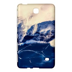 Antarctica Mountains Sunrise Snow Samsung Galaxy Tab 4 (7 ) Hardshell Case