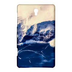 Antarctica Mountains Sunrise Snow Samsung Galaxy Tab S (8.4 ) Hardshell Case