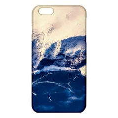 Antarctica Mountains Sunrise Snow iPhone 6 Plus/6S Plus TPU Case