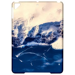 Antarctica Mountains Sunrise Snow Apple iPad Pro 9.7   Hardshell Case