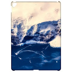 Antarctica Mountains Sunrise Snow Apple iPad Pro 12.9   Hardshell Case