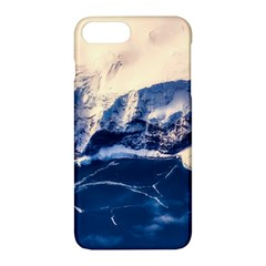 Antarctica Mountains Sunrise Snow Apple iPhone 7 Plus Hardshell Case
