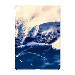 Antarctica Mountains Sunrise Snow Apple iPad Pro 10.5   Hardshell Case