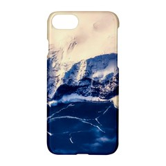 Antarctica Mountains Sunrise Snow Apple iPhone 8 Hardshell Case