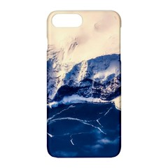 Antarctica Mountains Sunrise Snow Apple iPhone 8 Plus Hardshell Case