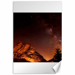 Italy Night Evening Stars Canvas 24  X 36