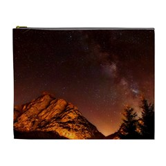 Italy Night Evening Stars Cosmetic Bag (xl) by BangZart