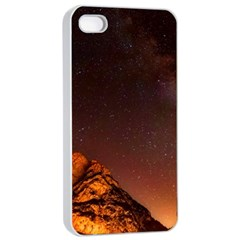 Italy Night Evening Stars Apple Iphone 4/4s Seamless Case (white)