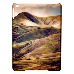 Iceland Mountains Sky Clouds Ipad Air Hardshell Cases by BangZart