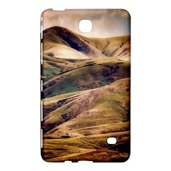 Iceland Mountains Sky Clouds Samsung Galaxy Tab 4 (7 ) Hardshell Case