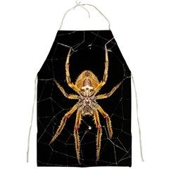 Insect Macro Spider Colombia Full Print Aprons by BangZart