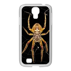 Insect Macro Spider Colombia Samsung Galaxy S4 I9500/ I9505 Case (white)