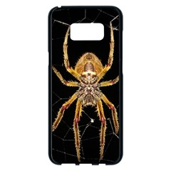 Insect Macro Spider Colombia Samsung Galaxy S8 Plus Black Seamless Case