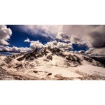 Italy Landscape Mountains Winter Magic Photo Cubes Long Side 3