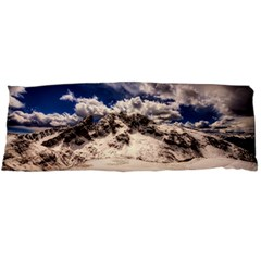 Italy Landscape Mountains Winter Body Pillow Case (dakimakura)