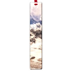 Italy Landscape Mountains Winter Large Book Marks