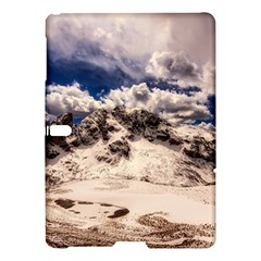 Italy Landscape Mountains Winter Samsung Galaxy Tab S (10 5 ) Hardshell Case